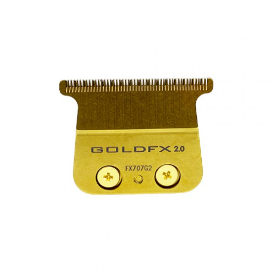 Babyliss Pro Replacment T Blade 2.00 Mm Deep Tooth Blade Fx707g2