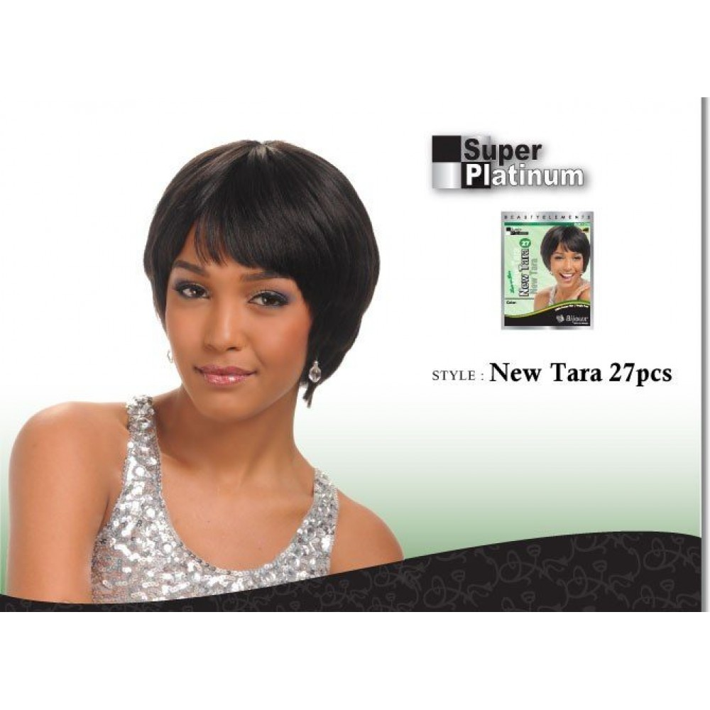 Beauty Element New Tara 27 Pcs 100% Human Hair Weave