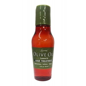 Bmb Olive Oil Leave In Hair Treatment 2 Oz