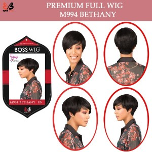 Bobbi Boss Synthetic Full Wig M994 Bethany