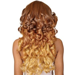 Bobbi Boss Synthetic Swiss Lace Front Deep Part Wig Mlf129 Oria