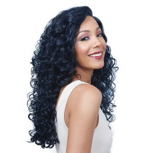 Bobbi Boss Synthetic Swiss Lace Front Wig Mlf134 Sienna