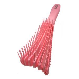 Ebo Ez Detangling Combing Hair Brush For Natural Hair Wet And Dry