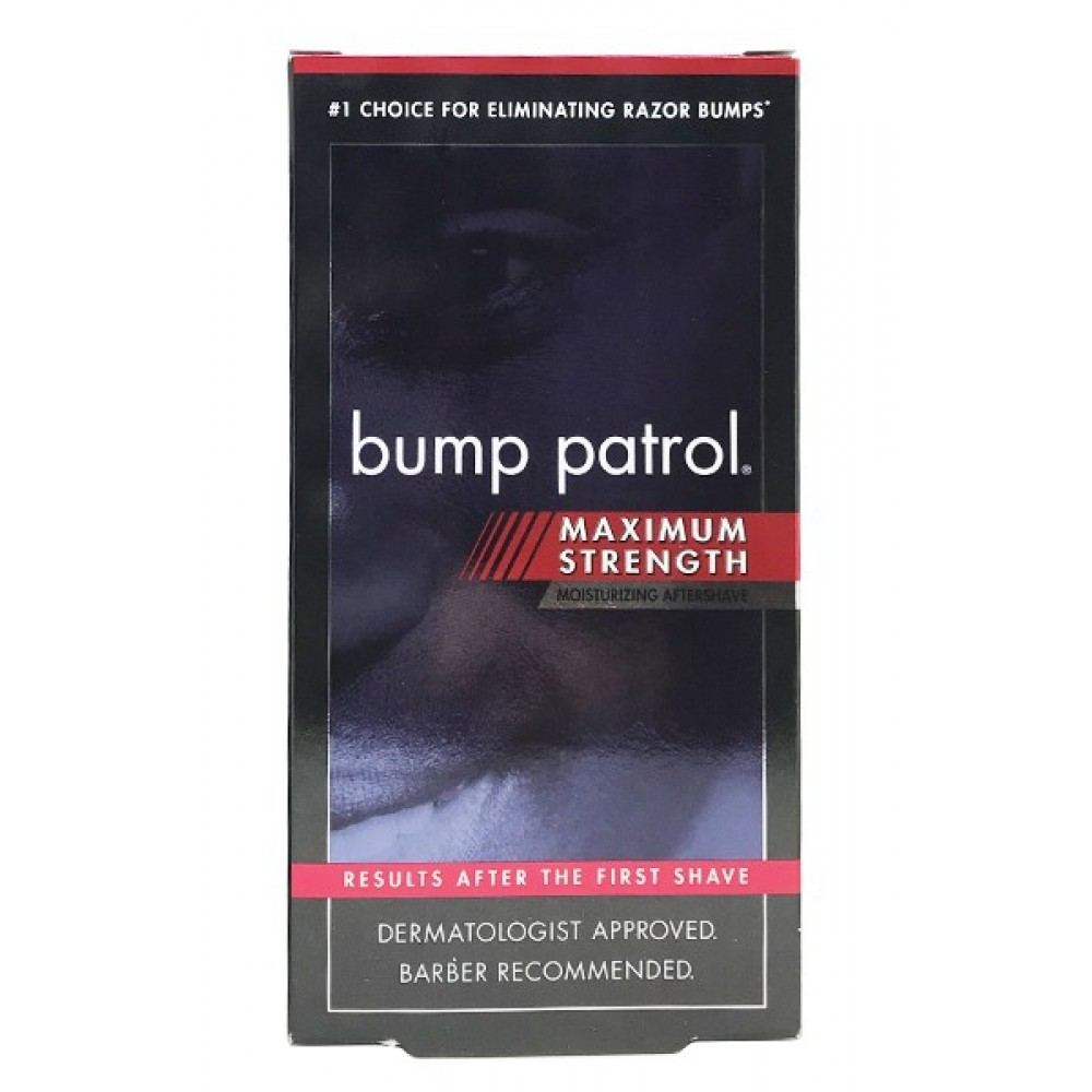 Bump Patrol Razor Bump Maximum Strength 2 Oz