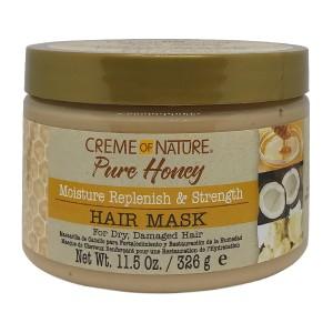 Creme Of Nature Pure Honey Moisture Replenish And Strength 11.5 Oz