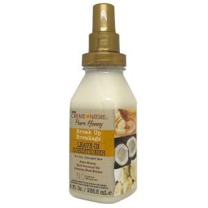 Creme Of Nature Pure Honey Break Up Breakage Leave In Conditioner 8 Oz