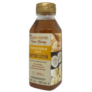 Creme Of Nature Pure Honey Texturizing Curl Setting Lotion 12 Oz