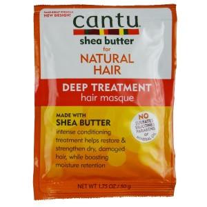 Cantu Shea Butter For Natural Hair Deep Treatment Hair Masque 1.5 Oz