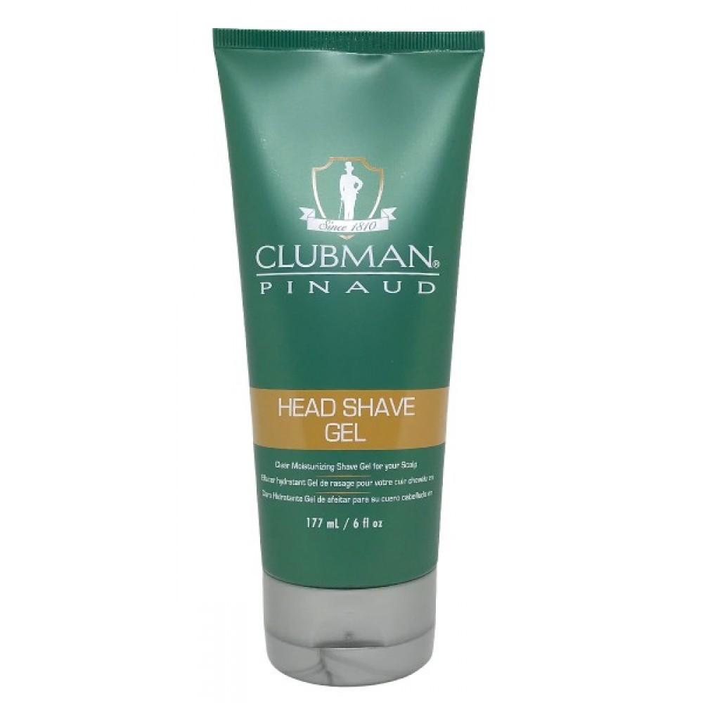 Clubman Pinaud Head Shave Gel 6oz