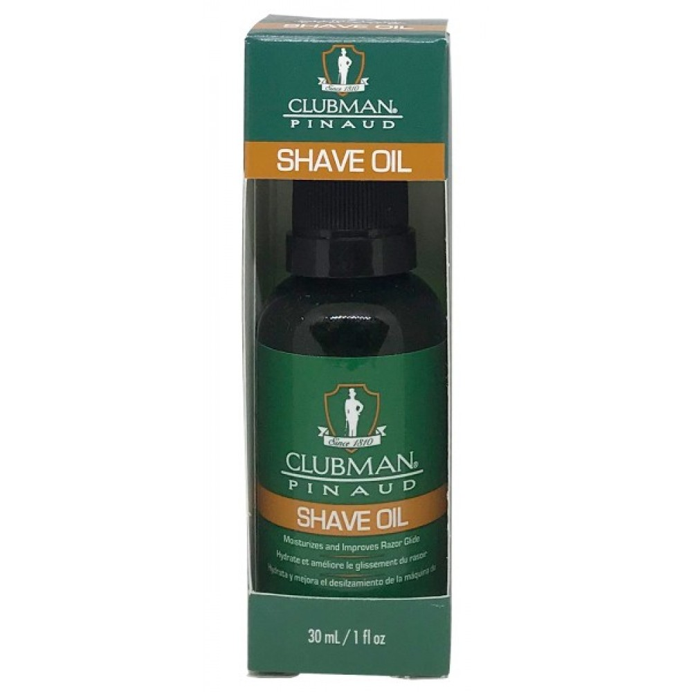 Clubman Pinaud Shave Oil 1oz