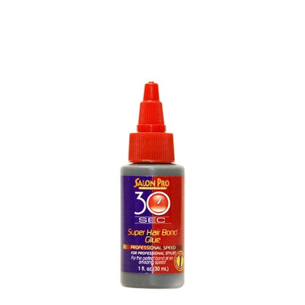Salon Pro 30 Sec Super Hair Bonding Glue 1oz