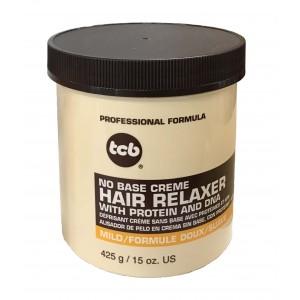Tcb No Base Creme Hair Relaxer Mild 15 Oz