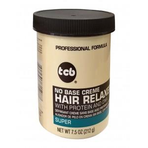 Tcb No Base Creme Hair Relaxer Super 7.5 Oz