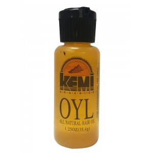 Kemi Organics Oyl Hair Oil 1.25 Oz