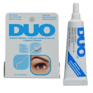 Duo Strip Lash Adhesive Eyelash Glue Clear .25 Oz