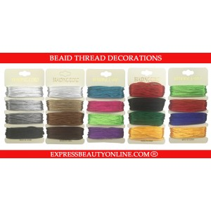 Ebo Braid Hair Thread Accessories