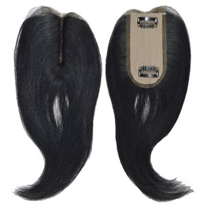 Ebo Snap Bang Top Piece 100% Human Hair Extension