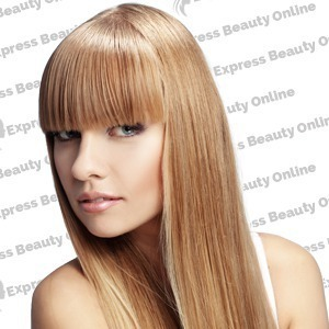 "16"" elastic hair - human hair feel extensions - honey/pure blonde (27/613)"