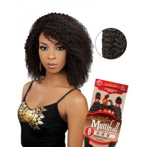 Eve 100% Unprocessed Brazilian Virgin Remy Human Hair Weave Bohemian Curl