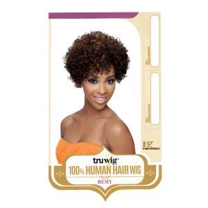 Hr Tru Wig 100% Human Hair Full Wig Erika