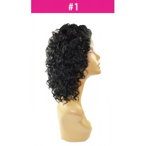 Hr True Wig Synthetic Swiss Lace Front Wig Nbs759