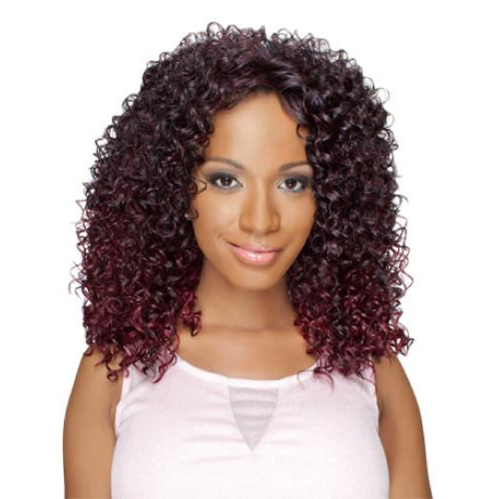 Hr True Wig Synthetic Swiss Lace Front Wig Nbs98