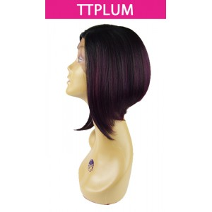 Hr True Wig Synthetic Swiss Lace Front Wig Nbs-i200