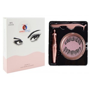 Ebo M5 Magnetic Eyelashes With Magnetic Eyeliner Kit Ks02
