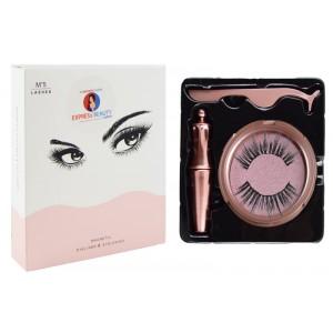 Ebo M5 Magnetic Eyelashes With Magnetic Eyeliner Kit Miami