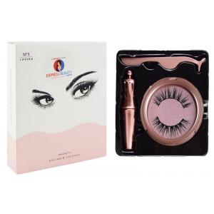 Ebo M5 Magnetic Eyelashes With Magnetic Eyeliner Kit Opulence