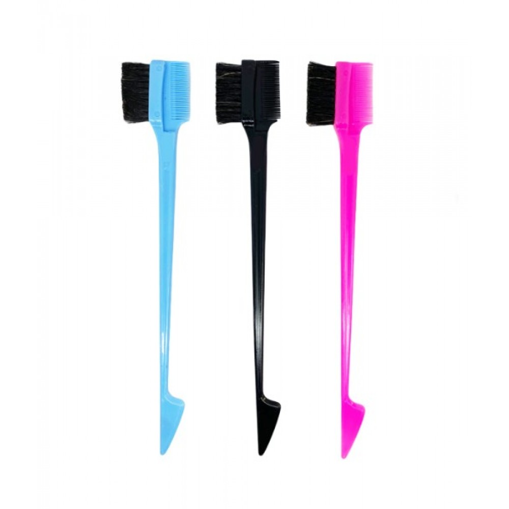 Ebo Edge Control Brush Double Side Assorted Color
