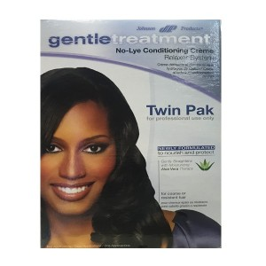 Gentle Treatment No Lye Conditioning Creme Relaxer Twin Pak Super