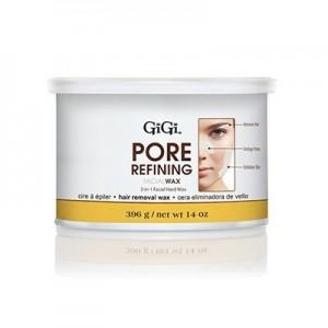 gigi pore refining facial hard wax