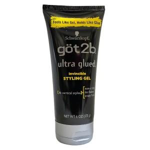 Schwarzkopf Got 2b Ultra Glue Invincible Styling Glue 6 Oz