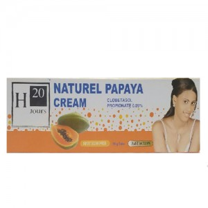 H20 Jours Naturel Cream Spot Remover Fast Action 50 G