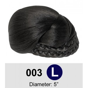 Urban Beauty Dome 003 L Hair Bun