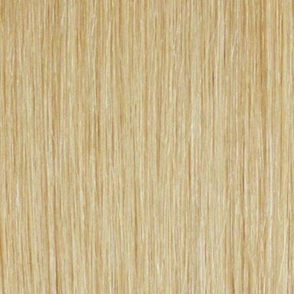 14 clip in - 10pcs 100% human hair extensions - pure blonde (613)