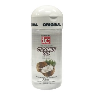 Fantasia Ic Hair Polisher Coconut Oil 2 Oz