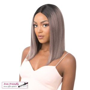 Its A Wig Synthetic Swiss Lace Front Wig Varunna