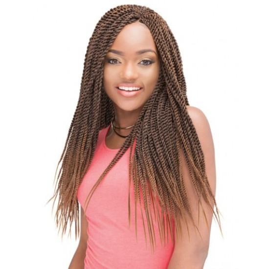 Janet Collection 100% Kanekalon Hair Crochet Braid Ez Wear Braid 44