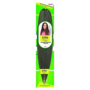 "Janet Collection 100% Kanekalon Hair Crochet Braid Ez Wear Braid 44"""