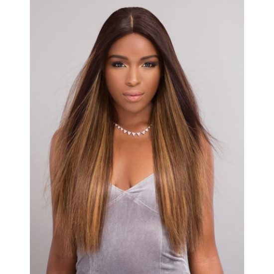 Janet Collection Aliba 100% Unprocessed Brazilian Virgin Remy Human Hair Weave Combo Pk Straight