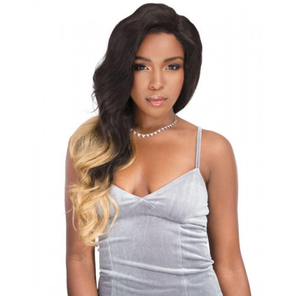 Janet Collection Aliba 100% Unprocessed Brazilian Virgin Remy Human Hair Weave Body Wave