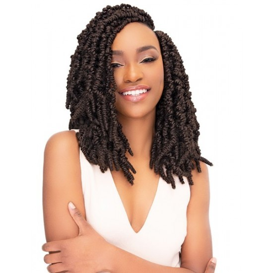 Janet Collection Synthetic Hair Crochet Braid Loop Sprint Twist 16