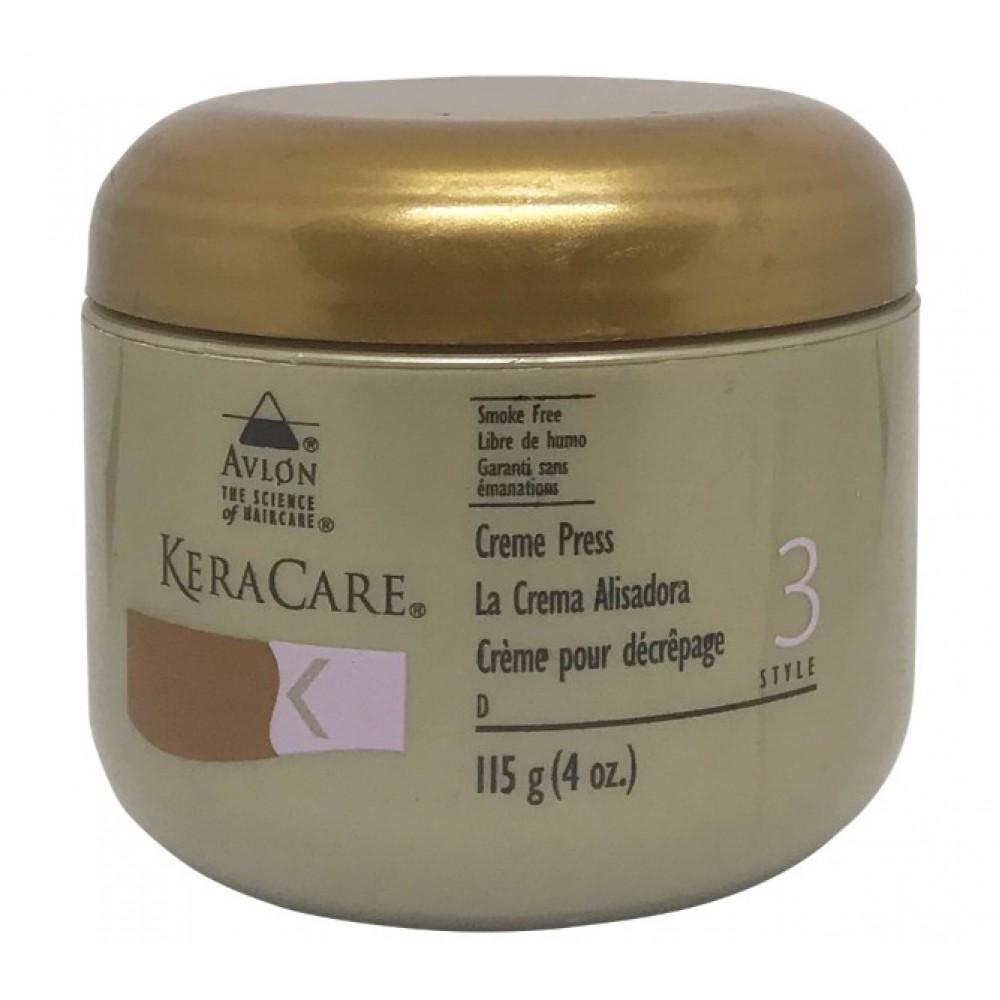 Avlon Keracare Creme Press 4 Oz