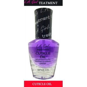 L A Girl Treatment Nails Cuticle Oil Gnt18