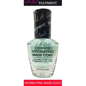 L A Girl Treatment Nails Hydrating Base Coat Gnt8