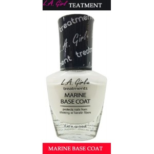 L A Girl Treatment Nails Marine Base Coat Gnt20
