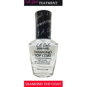 L A Girl Treatment Nails Diamond Top Coat Gnt1