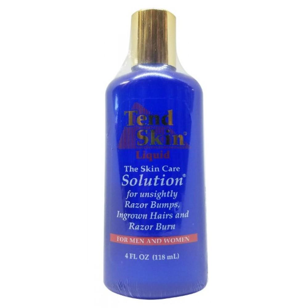 Tend Skin Solution Razor Bumps 4 Oz